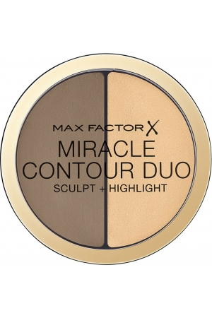 Max Factor Miracle Contour Duo Bronzer Light/Medium 11gr