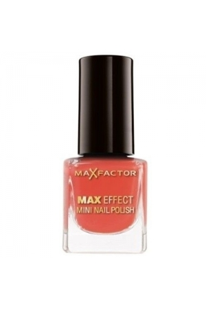 Max Factor Max Effect Mini Nail Polish 4.5ml 12 Diva Pink