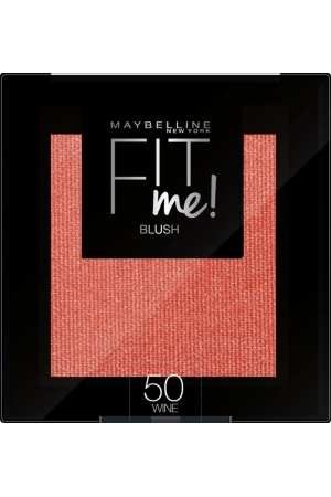 Maybelline Fit Me! Blush 50 Wine 5gr