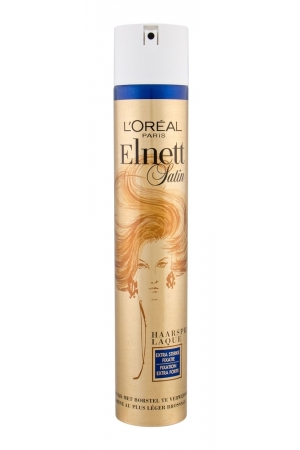L/oreal Paris Elnett Hair Spray 400ml (Extra Strong Fixation)