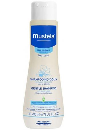 Mustela Bébé Gentle Shampoo Shampoo 200ml (Fine Hair - Normal Hair)