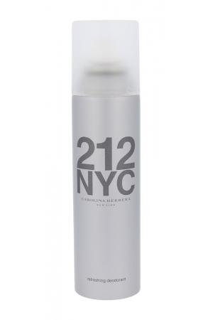 Carolina Herrera 212 Nyc Deodorant 150ml Aluminum Free (Deo Spray)