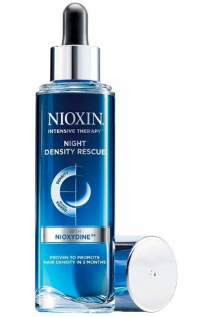 Nioxin Intensive Treatment Night Density Resque 70ml (Colored Hair - Fine Hair - Anti Hair Loss)
