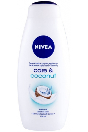 Nivea Care & Coconut Shower Cream 750ml