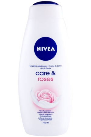 Nivea Care & Roses Shower Cream 750ml