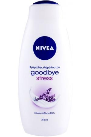 Nivea Goodbye Stress Bath Foam 750ml