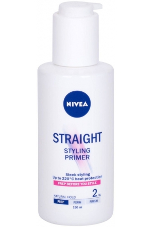 Nivea Styling Primer Straight Hair Smoothing 150ml