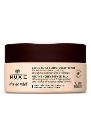 Nuxe Reve de Miel Melting Honey Body Oil Balm Body Balm 200ml