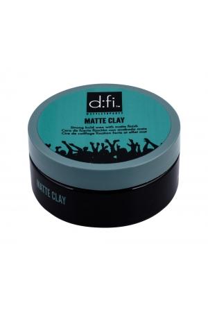 Revlon Professional D:fi Matte Clay Hair Wax 75gr (Strong Fixation)