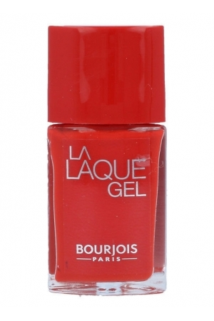 Bourjois Paris La Laque Gel Nail Polish 10ml 13 Reddy For Love?