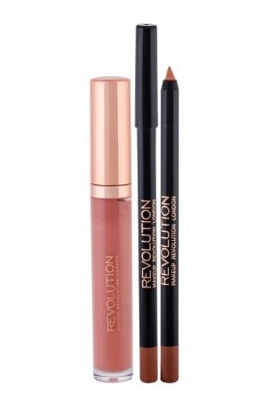 Makeup Revolution Retro Luxe Kits Gloss Pure V4
