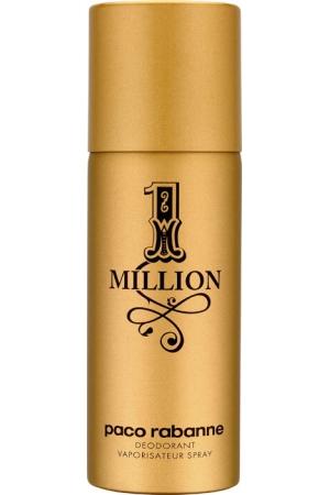 Paco Rabanne 1 Million Deodorant 150ml (Deo Spray - Aluminium Free)