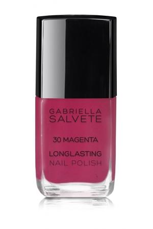 Gabriella Salvete Longlasting Enamel Nail Polish 11ml 30 Magenta