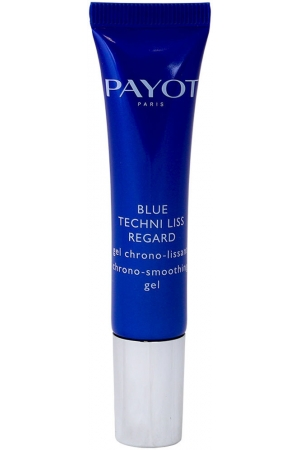 Payot Blue Techni Liss Regard Chrono-Smoothing Gel 15ml (For All Ages)