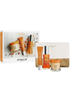 Payot My Payot Day Cream 50ml Combo: Day Care 50 Ml + Facial Serum 30 Ml + Eye Care 15 Ml + Cosmetic Bag