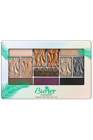 Physicians Formula Murumuru Butter Eyeshadow Palette Eye Shadow Sultry Nights 15,6gr