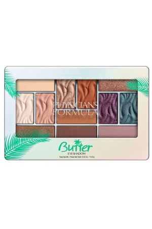 Physicians Formula Murumuru Butter Eyeshadow Palette Eye Shadow Tropical Days 15,6gr