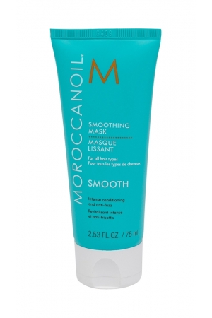 Moroccanoil Smooth Hair Mask 75ml (Unruly Hair - All Hair Types)