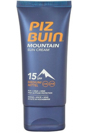Piz Buin Mountain SPF15 Face Sun Care 50ml