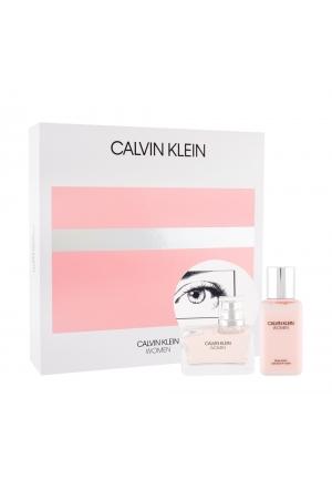 Calvin Klein Women Eau De Parfum 50ml + Body Lotion 100ml