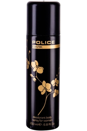 Police Dark Women Deodorant 200ml (Deo Spray)