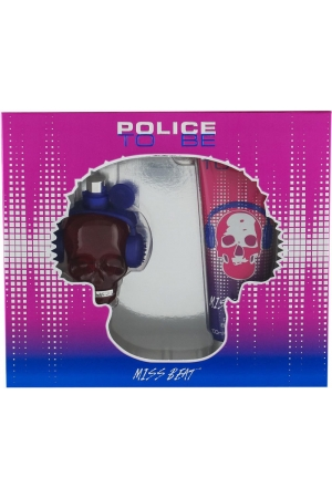 Police To Be Miss Beat Eau de Parfum 40ml Combo: Edp 40 Ml + Body Lotion 100 Ml