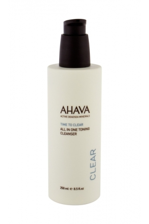 Ahava Clear Time To Clear Cleansing Milk 250ml (All Skin Types)