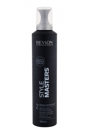 Revlon Professional Style Masters The Must-haves Modular Hair Mousse 300ml (Medium Fixation)