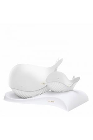 Pupa Whales Makeup Palette 001 21,8gr Combo: Makeup Palette Pupa Whale 4 21,8 G + Makeup Pallete Pupa Whale 1 5,6 G + Stand 1 Pc