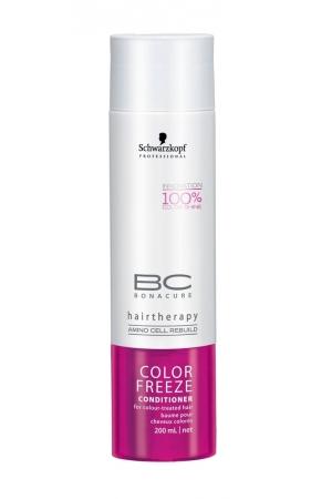 Schwarzkopf Professional BC Color Freeze Color Conditioner Colors 200ml