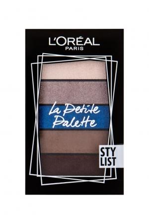 Loreal-makeup La Petite Palette 04 Stylist 4g