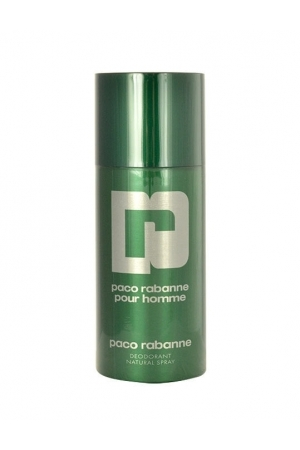 Paco Rabanne Pour Homme Deodorant 150ml Aluminum Free (Deo Spray)