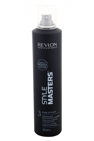 Revlon Professional Style Masters Pure Styler Hair Spray 325ml (Strong Fixation)