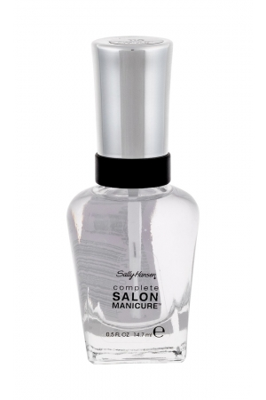 Sally Hansen Complete Salon Manicure Nail Polish 14,7ml 110 Clear/d For Takeoff