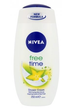 Nivea Care & Star Fruit Shower Cream 250ml