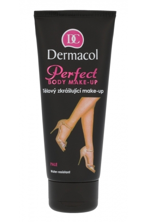 Dermacol Perfect Body Make-up Self Tanning Product 100ml Pale