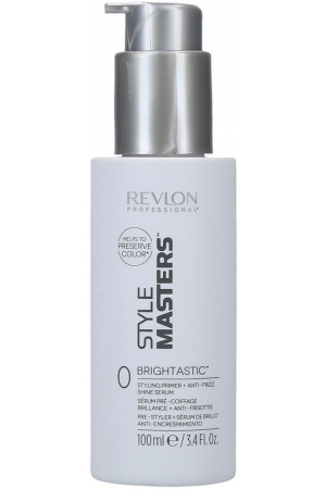 Revlon Professional Style Masters Double or Nothing Brightastic Hair Smoothing 100ml