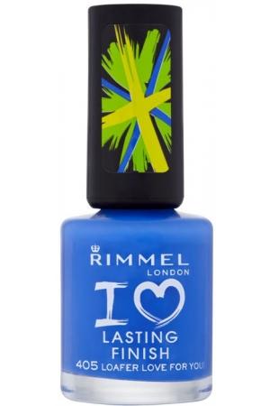 Rimmel London I Love Lasting Finish Nail Polish 405 Loafer Love For You 8ml
