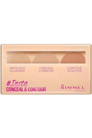 Rimmel London Insta Conceal & Contour Corrector 010 Light 8,4gr