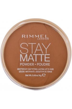 Rimmel London Stay Matte Powder 040 Honey 14gr