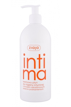 Ziaja Intimate Creamy Wash Intimate Cosmetics 500ml