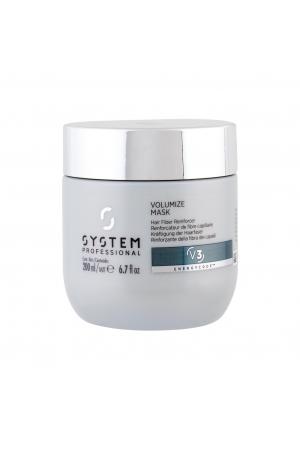 System Professional Volumize Hair Mask 200ml (Fine Hair)