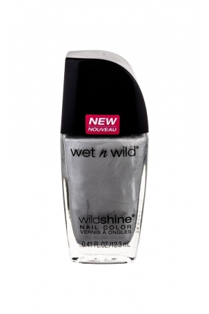 Wet N Wild Wildshine Nail Polish 12,3ml E489b Metallica
