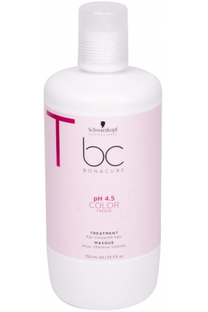 Schwarzkopf BC Bonacure pH 4.5 Color Freeze Hair Mask 750ml (Colored Hair)