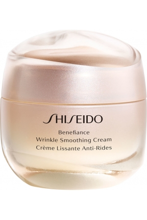 Shiseido Benefiance Wrinkle Smoothing Cream Day Cream 50ml (Wrinkles - Mature Skin)