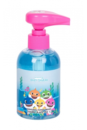 Pinkfong Baby Shark Singing Hand Wash Liquid Soap 250ml