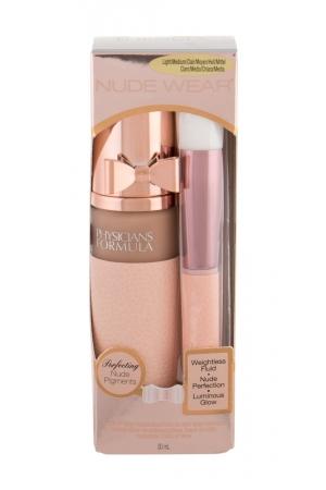 Physicians Formula Nude Wear Touch Of Glow Makeup 30ml Light/medium