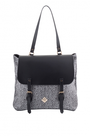 Trusting Stitch Backpack Grey