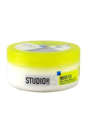 L/oreal Paris Studio Line Invisi Fix Hair Gel 150ml Gel-cream Mineral 24h (Medium Fixation)