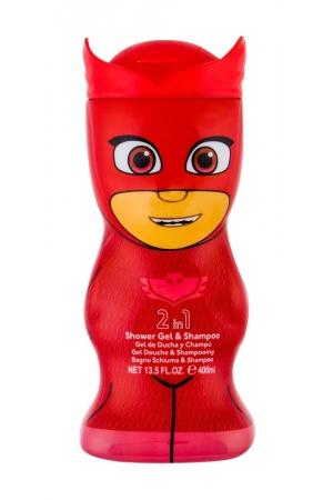 Pj Masks Owlette Shower Gel 400ml